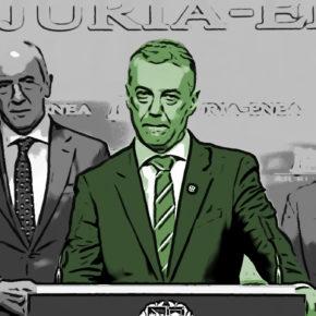 """Cs Euskadi considera que el adelanto electoral de Urkullu """"da la razón a los que decimos que los constitucionalistas tenemos que sumar ante la amenaza nacionalista"""""""